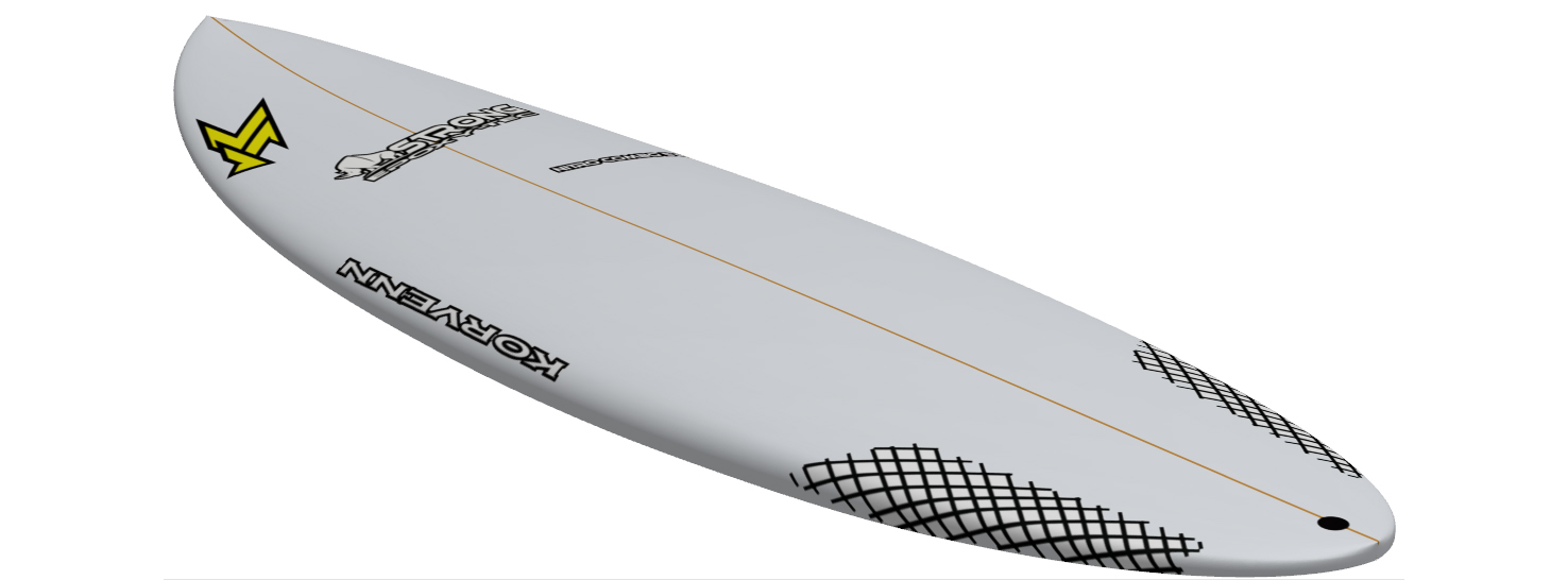 Korvenn surfboards 2017